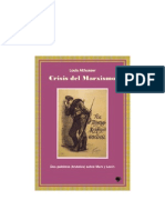 Althusser, Louis - Crisis Del Marxismo