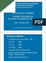 Nueva Norma e 060