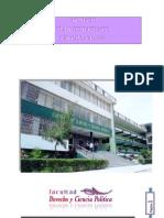 Plan Estrategico Derecho Universidad