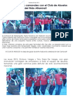 Carnavales Club de Abuelos