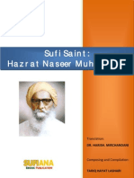 Sufi-Saint – Hazrat Naseer Muhammad Faqir Jalalani