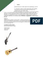 Proiect-Chitara