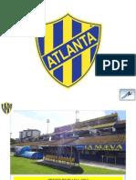 Pretemporada del Club Atlético Atlanta (2013)