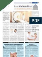Schulterspezialist der Orthopädischen Gelenk-Klinik in Freiburg
