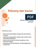 Peluang & Kausa