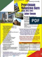 Poster Jal Um 2013