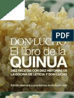 El libro de la Quinua o Quinoa