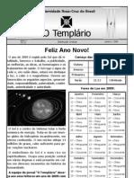 Jornal o Templario Ano4 n21 Jan 2009