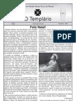 Jornal o Templario Ano4 n32 Dezembro 2009