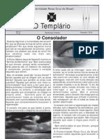 Jornal o Templario Ano5 n34 Fevereiro 2010