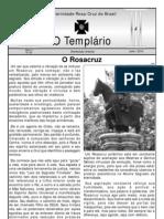 Jornal o Templario Ano5 n39 Julho 2010