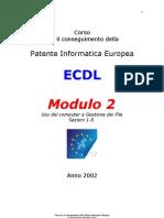[ECDL] Modulo 2_Tutto
