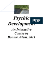 Psychic Development Manual