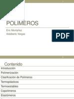 Introducción a los Polímeros