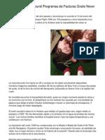 Innovative Plans Into Programas de Facturas Gratis Never Ever Before Unveiled.20130219.104708