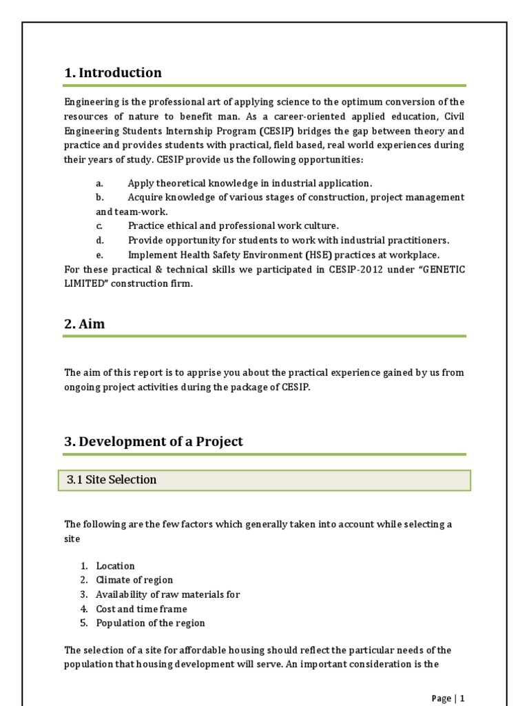 civil engineering internship report deep foundation civil civil engineering internship report deep foundation civil engineering
