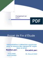 Presentation Pfe Modulation des signaux