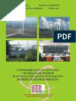 Cartea Si Functionarea Centralelor Eoliene Si a Instalatiilor Fotovoltaice in Sistemul Electroenergetic-Cuprins