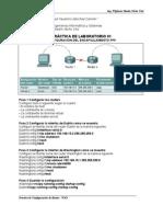 Practica Configuracion de Router WAN 01