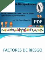 5. CHARO PREVENCION DE DISCACIDADES FACTORES DE RIEGOS.pptx