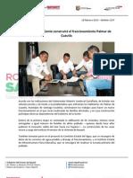 18-02-13 Boletin 1357 Gobierno de la Gente construirá el fraccionamiento Palmar de Cuautla