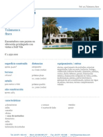 Casa Payesa en Venta Talamanca Ibiza