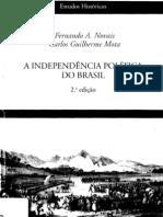 NOVAIS, F_A independencia política do Brasil.pdf