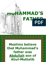 Muhammad's Real Father