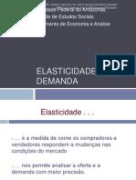 05 - Introducao a Microeconomia - Elasticidade Da Demanda
