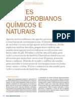 Agentes Antimicrobianos Quimicos e Naturais