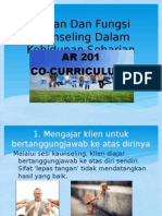 Tujuan Dan Fungsi Kaunseling Dalam Kehidupan Seharian.odp