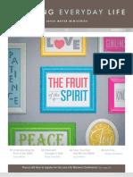 Joyce Meyer- Magazine August 2012