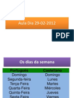 AULA DIA 29-02-2012