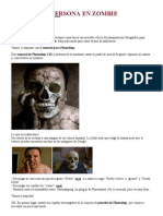 Convertir Persona en Zombie