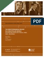 The Mediterranean Region in a Multipolar World