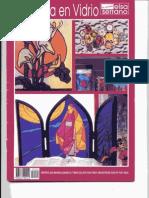 Revista de Manualidades - Pintura en Vidrio