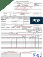 Formulario Afiliacion Del Trabajador v50COMFACESAR