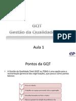 GQT - Aula 1