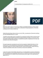 Capitan de Navio Hipolito Bouchard