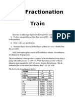 NGL Fractionation Train