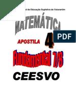 Apostila 4 - Módulos 7 e 8