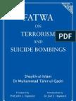 Fatwa on Terrorism and Suicide Bombings (English) - Dr. Muhammad Tahir-ul-Qadri  Shaykh-ul-Islam
