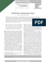 Rizvi, S.L. - Treatment Failure in Dialectical Behavior Therapy