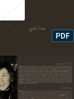 Portfolio _ G i s e l l a     F a m á _ Architect