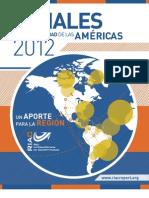 Senales de Competitividad de Las Americas 2012