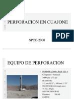 02-PV24 Perforacion en Cuajone-PERU
