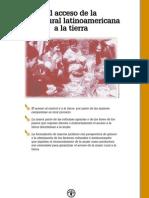 AccesoTierraAL Mujer Latinoamericana