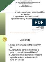 Crisis Agricola Agricultura Crisis y Biocombustibles en Mexico
