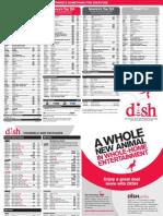 Standard Hd Channel Guide