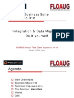 Oracle E-Business Suite From 11i to R12